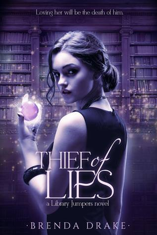 Review: Thief of Lies by Brenda Drake (Library Jumpers #1)