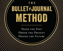 Review: The Bullet Journal Method by Ryder Carroll