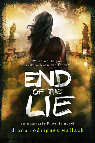 Review: End of the Lie by Diana Rodriguez Wallach